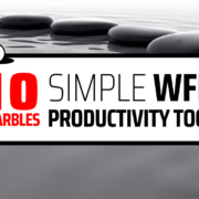 10 Marbles - Simple Remote Productivity Tool