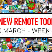 6 New Remote Work Tools of the Week