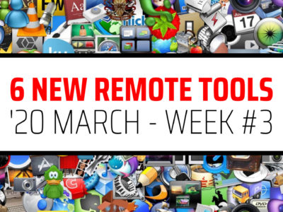 6 New Remote Tools of the Week